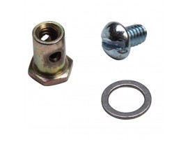 Swivel  W /  Screw & Washer
