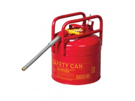 Can, Fuel Transport. Dot Approved 5gal, Red / Drop Ship Only