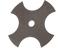Edger Blade 8in 4-tooth 1in Ch