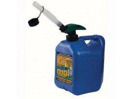 Can, Gas 2+ Enviro-flo Plus Kerosene / Holds 5 Gallons Of Diesel And Meets California Air Resource Board (carb) And Epa Requirements For Portable Fuel Containers. Includes Handy, Enviro-flex» Extension Tube.  Unit Dimensions: 15» X 8.75» X 15»