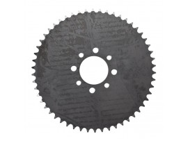 Steel Plate Sprocket 54 Tooth 41 Pitch