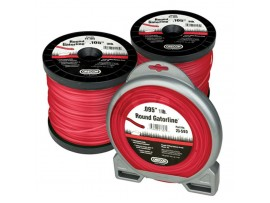 Gatorline, .080 Red Rd 1 Lb Spool