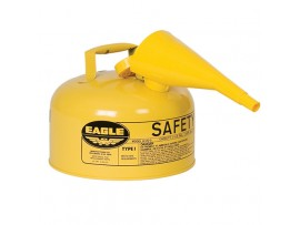 Fuel Can, Metal, Yellow, 2gal / Drop Ship Only